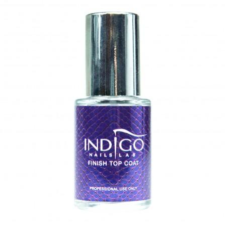 Indigo Finish Top Coat Lakier Wybłyszczający 15ml