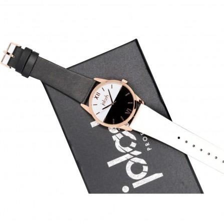 Jolash Elegancki Zegarek Różowo Złoty