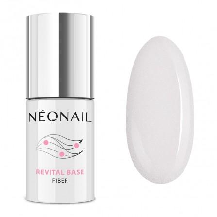 NeoNail Revital Base Fiber Shiny Queen Baza 7,2ml