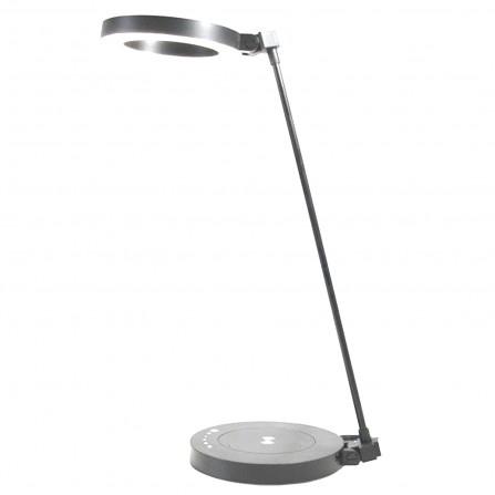 Lampka Biurkowa LED Z Ładowarką Indukcyjną